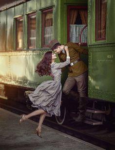 Фантастичні роботи створює київський фотограф Ірина Джуль.