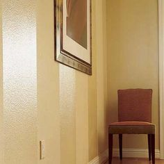 Photo: Norm Plate | thisoldhouse.com | from Decorative Paint Effects Made Easy