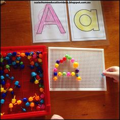 25  hands-on learning activities for exploring the letter A