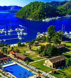 Gocek Turkey - Information Antalya, Holiday Hotel, Marmaris, Turkey Travel, Virgin Gorda, New Travel, Istanbul Turkey, Beautiful Places To Visit, Quito