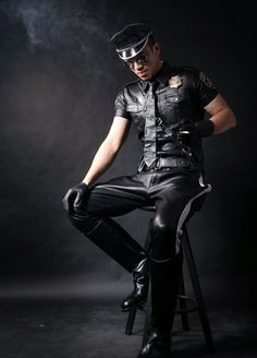 Leather, Rubber, Boots & Breeches: Photo