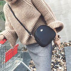 Fashion Shoulder Phone Purse