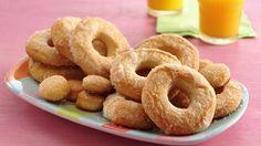Baked Sugar Doughnuts Recipe