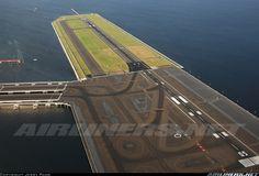 Tokyo - Haneda International (HND / RJTT).....Overview of Tokyo/Haneda new Runway 05/23.