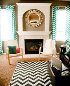 Chevron Prints!
