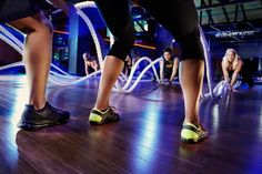 Battle ropes become popular go-to fitness tools in U.S. gyms