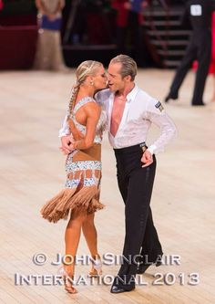 Yulia and Riccardo; simply the best!