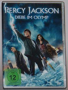 Percy Jackson - Diebe im Olymp DVD / Logan Lerman FSK ab 12 Jahren