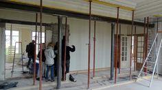 tkplusc,Henneguier pierre architecte,ouverture de murs porteurs,renforcement planchers,renovation