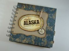 Idea to use our This and That Journals for!  Jenny Peterson Stampin' Up! Demonstrator, www.lakeshorestamping.com