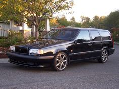 1997 Volvo 850R wagon, if I could find one, I'd buy one... this one went for $6020