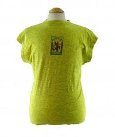 "Birds Of Paradise T shirt #vintagefashion #vintage #retro #vintageclothing #90s #1990s #vintagetshirts <link rel=""canonical"" href=""http://www.blue17.co.uk/>"