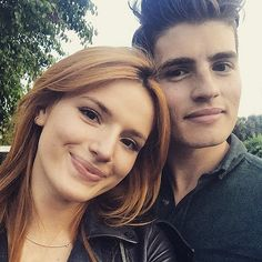 All the times Bella Throne and Gregg Sulkin gave you serious #relationshipgoals — including the time their selfie was truly picture-perfect.