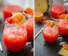 This rum punch recipe is going to make you feel like you are on vacation with every sip! Sit back, relax and enjoy this simple rum punch recipe! Rum Punch Recipes, Alcohol Drink Recipes, Cocktail Recipes, Cocktail Drinks, Painkiller Cocktail, Rum Recipes, Mix Drinks, Party Drinks, Summer Recipes