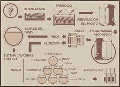 Lustau Elaboración de vino jerez