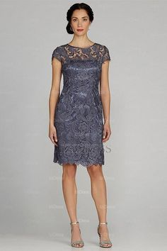 Image result for grey and navy dresses/ mother of the groom/ wedding