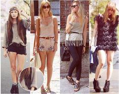 roupas indie - Pesquisa Google
