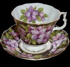 Royal Albert - Bouquet Series - Series www.royalalbertpatterns.com
