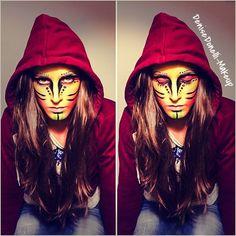 Tribale make up