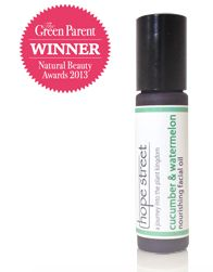 Cucumber & Watermelon Nourishing Facial Oil. 1 of 10 best skincare products for under £10.