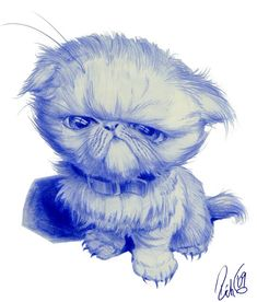 Animal Caricatures No. 36 by SuperStinkWarrior on DeviantArt ★ Find more at http://www.pinterest.com/competing/
