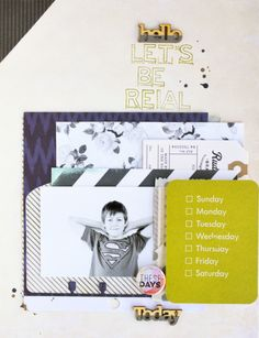 Layout by Jot Girl L
