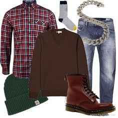 Smart Grunge | Men's Outfit | ASOS Fashion Finder  #Onlii