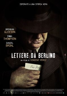 Watch Brendon Gleeson, Emma Thompson and Daniel Brühl in the Alone In Berlin trailer   Live for Films
