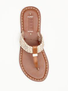 Pisco Leather Sandals - Roxy