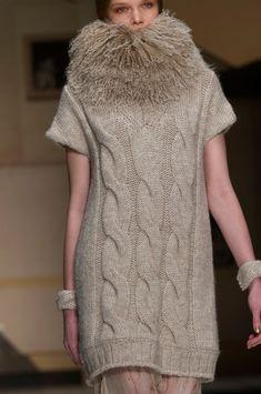 Laura Biagiotti Fall 2014 - Details