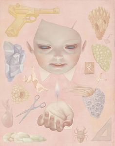 HSIAO-RON CHENG'S SURREAL SCHOOL TIME FANTASIES
