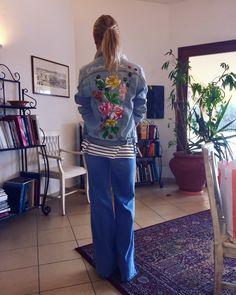 #customized#denim#fashionjeans