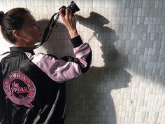 復活節假期,攝影興趣班。  #我的模特兒是誰  #誰在拍我在拍  📷 @debbiegoh1108 Bomber Jacket, Jackets, Down Jackets, Bomber Jackets, Jacket, Cropped Jackets