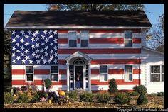 Now this is patriotism!