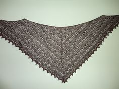 A memory shawl knitted in honour of my mum who died when I was Her CB radio call sign was harmony, and I grew up singing in harmony with her, our voices and love of close harmony vocals bindin. Crochet Top, Shawl, Knitting, Knits, Ravelry, Pattern, Women, Tricot, Patterns