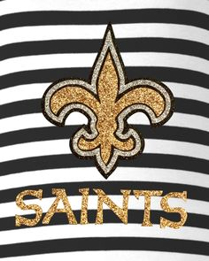 New Orleans Saints! ❤