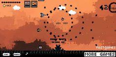 10 More Bullets é um jogo simples de reação em cadeia. Você tem 10 balas para destruir o maior número de naves possível.