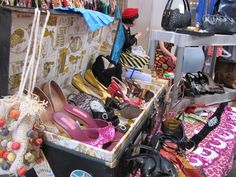 ReCollections Vintage Swap and Shop at the Royal/T Cafe