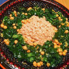 Prostmahlzeit Seaweed Salad, Palak Paneer, Ethnic Recipes, Food, Essen, Meals, Yemek, Eten