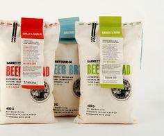 packaging / Beer Bread