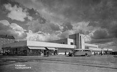 Tampere Bus Station, 1938