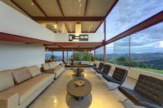 Casa Nova Lima: Brazil Residence - e-architect Brazil Area, Architecture Design, Sweet Home, House, Table, Room, Furniture, Modern Interiors, Home Decor
