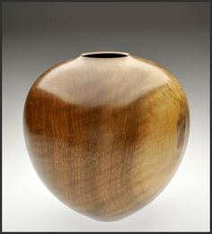 The Daniel Collection of Turned Wood Wood Vase, Turned Wood, Wood Turning Projects, Wooden Bowls, Art Object, Wood Carving, Ceramic Art, Wood Crafts, Glass Art