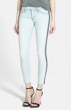 Hudson Jeans 'Luna' Skinny Jeans (Native) available at #Nordstrom