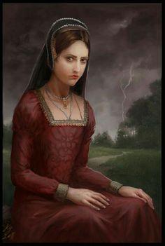 Anne Boleyn  Su divorcio tu tres años más tarde, Anne fue acusado de adulterio, Incesto y traición y fue decapitado en la Torre de londres.