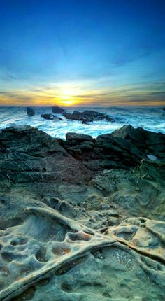 Sunset, Bodega Bay, California