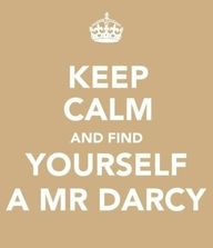Mr. Darcy is the best of men. via Michelle Lundy