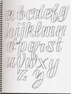 Hola gentusa, dejo unos abecedarios del artista Bj Betts para toda la gente que le gusta dibujar, o que este buscando buenas letras para hacer :winky: :winky:. Todos estos dibujos aparecen en su libro , que se llama Traveling Lettering Guide (esta en...