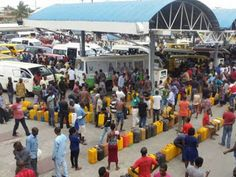 Why petrol scarcity has persisted  Unions