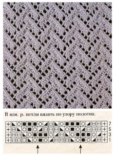 ajour /lace knitting